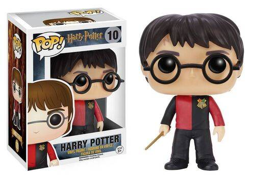 Figurka Harry Potter POP! - Harry Potter Triwizard