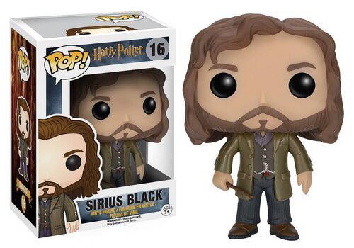 Figurka Harry Potter POP! - Syriusz Black