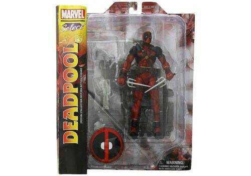 Figurka Marvel Select - Deadpool 18 cm