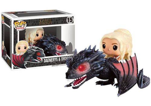 Figurka Gra o Tron POP! - Daenerys & Drogon