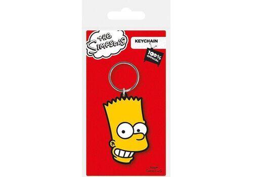Brelok Simpsons - Bart Simpson