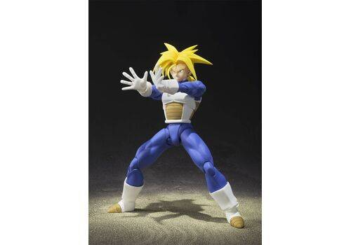 Figurka Dragonball Z S.H. Figuarts - Super Saiyan Trunks 14 cm