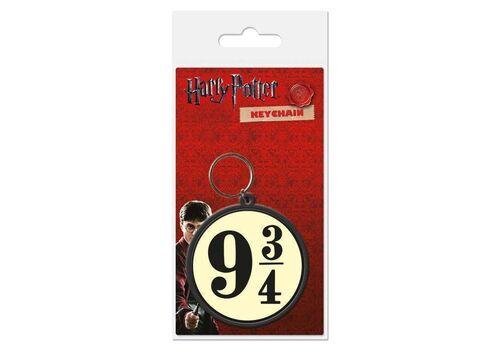 Brelok gumowy Harry Potter - 9 3/4