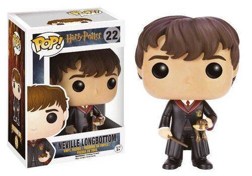 Figurka Harry Potter POP! - Neville Longbottom 9 cm