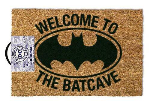 Wycieraczka DC Comics - Welcome To The Batcave 40 x 60 cm