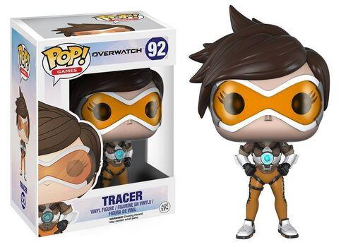 Figurka Overwatch POP! - Tracer