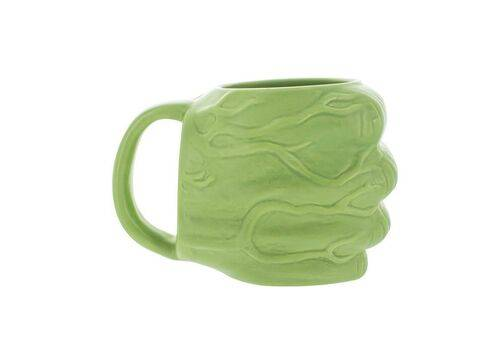Stylizowany kubek Marvel Comics - Hulk Fist 13 cm