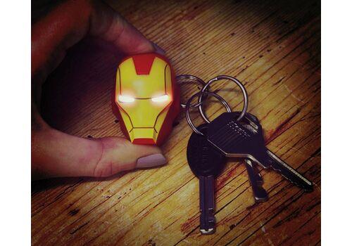 Podświetlany brelok Marvel Comics - Iron Man