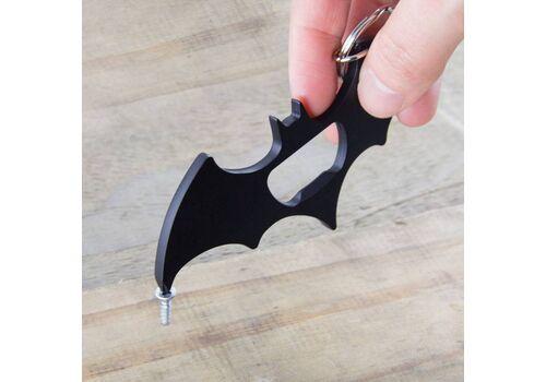 Multi narzędzie z brelokiem Batman 3 w 1 - Bat Signal
