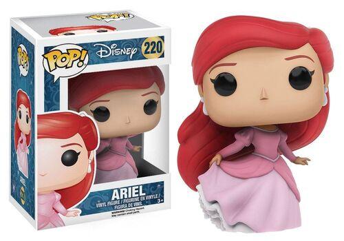 Figurka Mała Syrenka POP! - Ariel (Gown) 9 cm