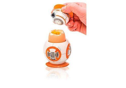 Podstawka pod jajko wraz z solniczką Star Wars - BB-8