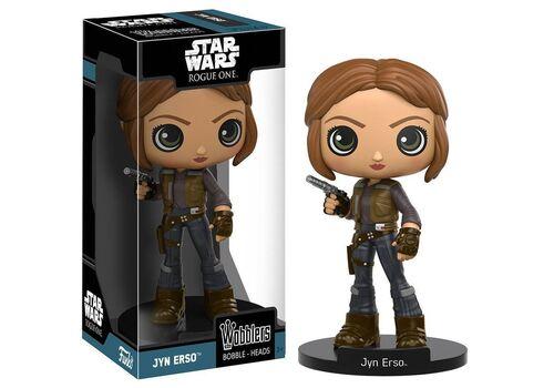 Figurka Star Wars Rogue One Bobble-Head Jyn Erso 15 cm