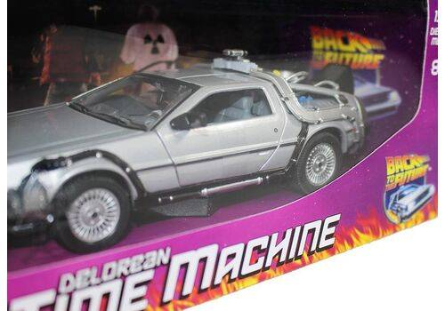 Model Back to the Future 1/24 81 DeLorean LK Coupe