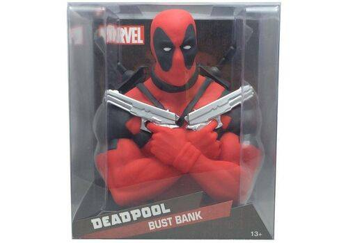 Skarbonka Marvel Comics - Deadpool