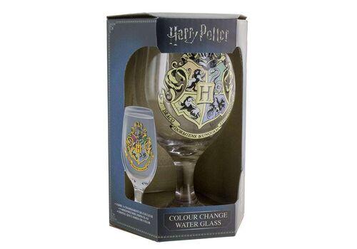 Szklanka zmieniająca kolor Harry Potter - Hogwarts