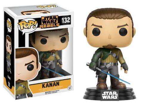 Figurka Star Wars Rebels POP! - Kanan