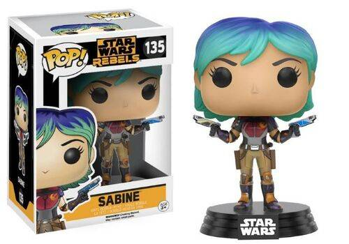 Figurka Star Wars Rebels POP! - Sabine