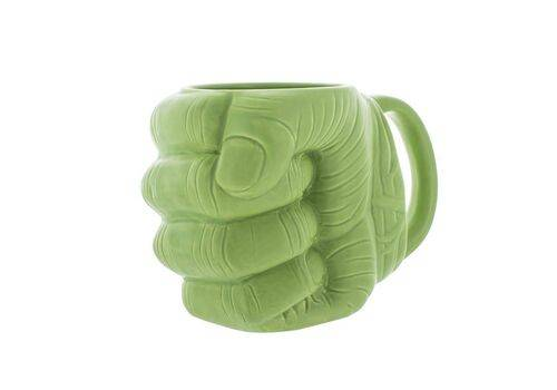Stylizowany kubek Marvel Comics - Hulk Fist
