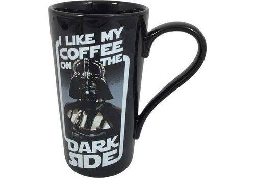 Kubek Star Wars Darth Vader - I like my coffee on the Dark Side