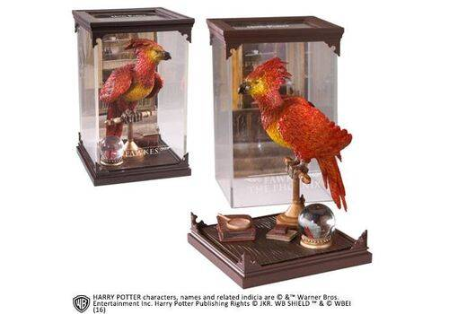 Figurka Harry Potter Magical Creatures - Fawkes
