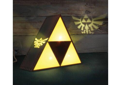 Lampka Legend of Zelda - Triforce 20 cm