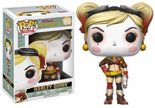 Figurka DC Comics Bombshells POP! - Harley Quinn