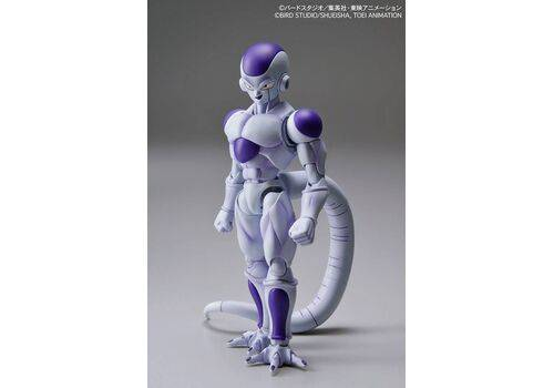 Figurka do złożenia Dragon Ball Z - Final Form Frieza (ruchoma)