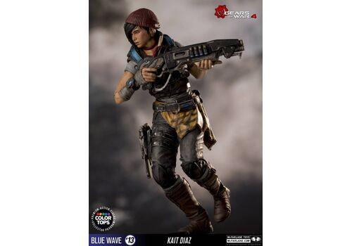 Figurka Gears of War 4 Color Tops - Kait Diaz 18 cm
