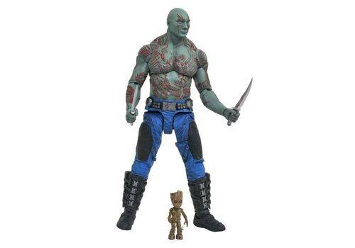 Figurka Guardians of the Galaxy Volume 2 Marvel Select - Drax & Baby Groot