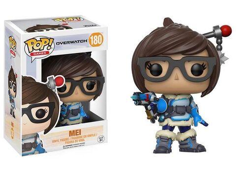 Figurka Overwatch POP! - Mei 9 cm
