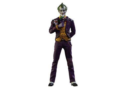 Figurka Batman Arkham Asylum Videogame Masterpiece 1/6 The Joker 31 cm