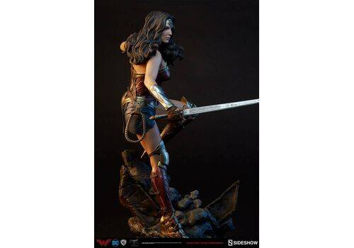 Figurka Batman v Superman Dawn of Justice Premium Format Figure Wonder Woman