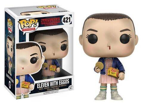 Figurka Stranger Things POP! - Eleven With Eggos