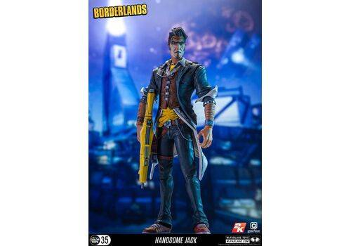 Figurka Borderlands Color Tops - Handsome Jack 18 cm