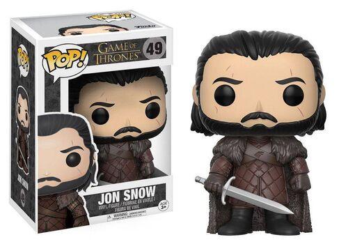 Figurka Gra o Tron POP! - Jon Snow (49)