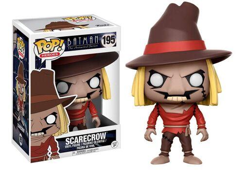 Figurka Batman The Animated Series POP! - Scarecrow