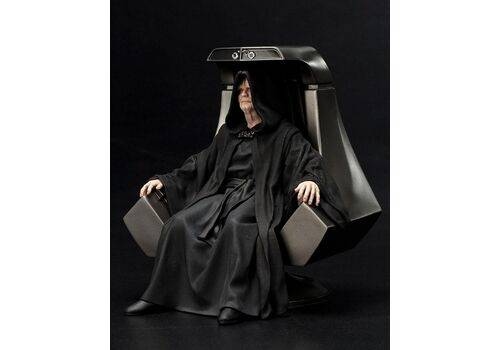Figurka Star Wars ARTFX+ 1/10 Emperor Palpatine 15 cm