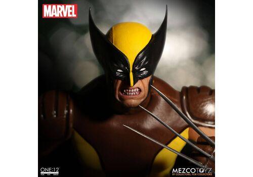Figurka Marvel Comics 1/12 Wolverine 15 cm