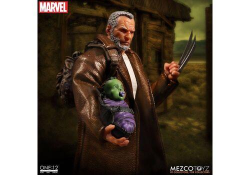 Figurka Marvel Comics 1/12 Old Man Logan 15 cm