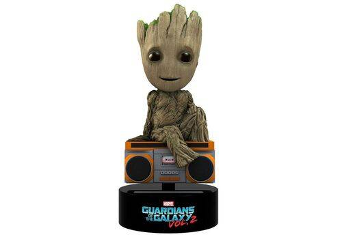 Figurka Guardians of the Galaxy Vol. 2 - Groot (zasilana słońcem) 15 cm