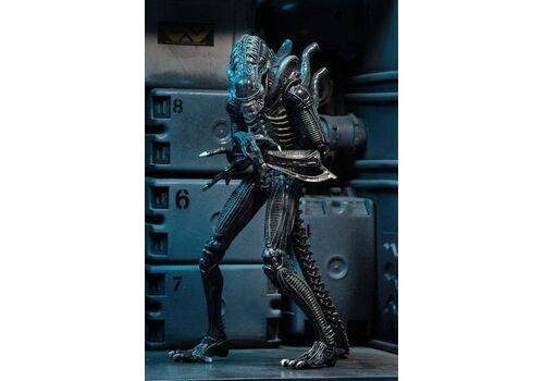 Figurka Aliens - Ultimate Alien Warrior Blue 23 cm