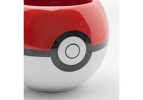 Kubek ceramiczny Pokemon 3D - Pokeball, zdjęcie 3