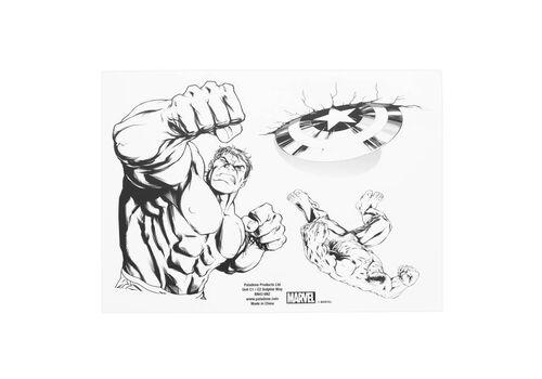 Naklejki Marvel - The Avengers (16 szt.)