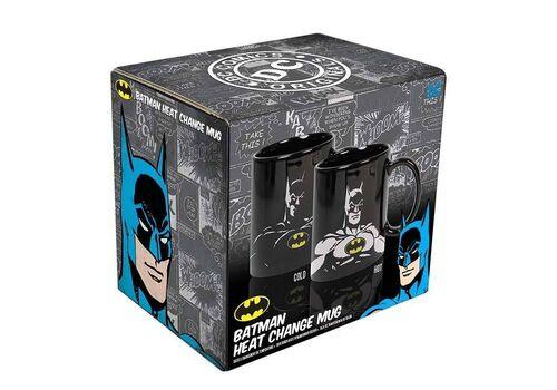 Kubek zmieniający kolor DC Comics - Batman