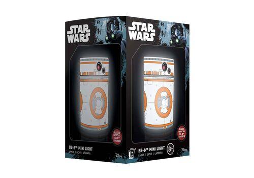 Mini Lampka Star Wars - BB-8 (z dźwiękiem) 11 cm