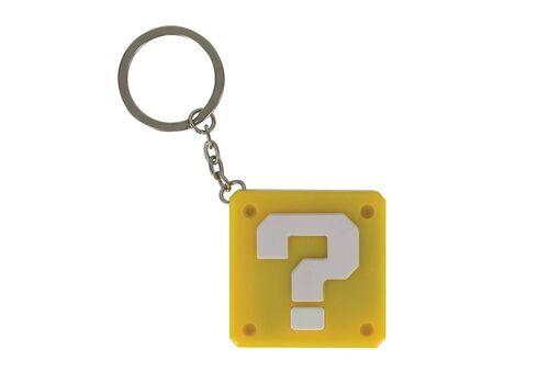 Podświetlany brelok Super Mario - Question Block 4 cm