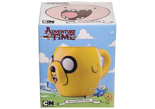 Kubek ceramiczny Adventure Time 3D - Jake