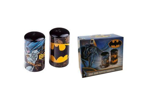 Zestaw solniczka i pieprzniczka DC Comics - Batman