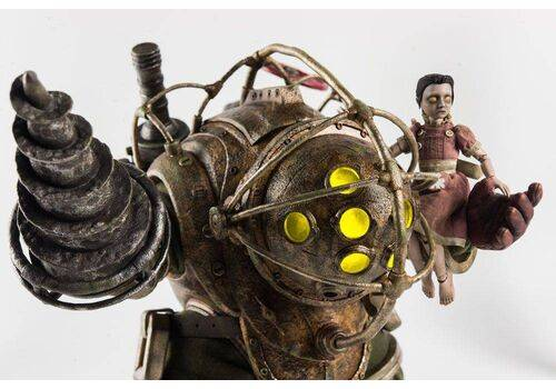 Figurka BioShock 2-Pack 1/6 Big Daddy & Little Sister 32 cm