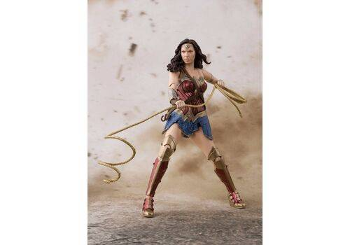 Figurka Justice League S.H. Figuarts - Wonder Woman 15 cm
